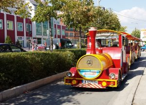 Nessebar Train