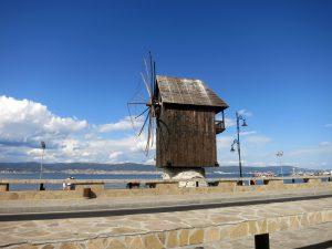 Nessebar Windmill