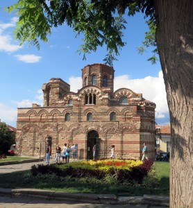 Nessebar Church