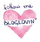 Follow on Bloglovin