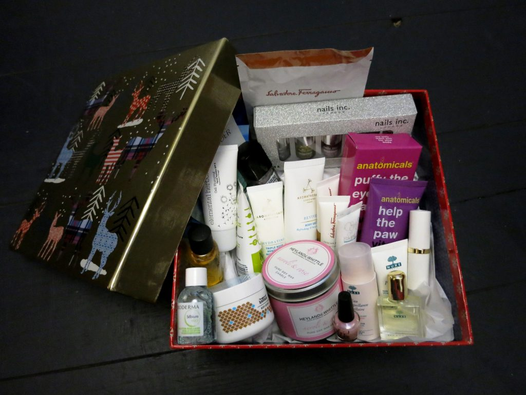 Blogger Beauty Box Competition