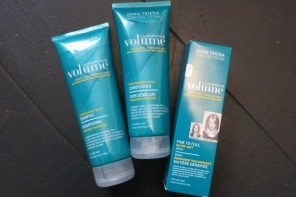 Win a John Frieda Luxurious Volume Haircare Set!