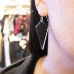 Magnetic Deluxe Perspex Earrings