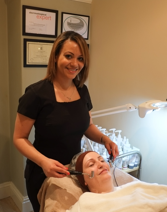 Galvanic Facial at Beauty Spot