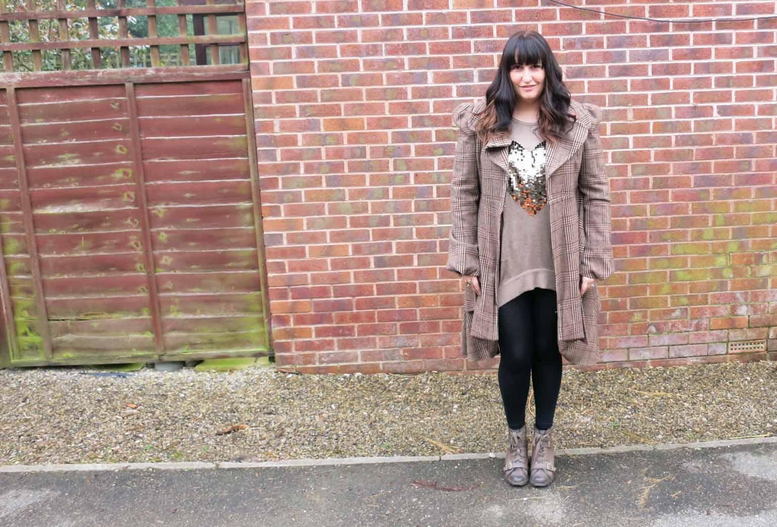 Lisa Jayne Dann Coat