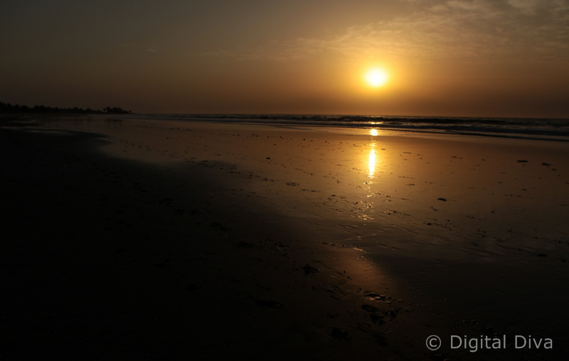 Gambian Sunset