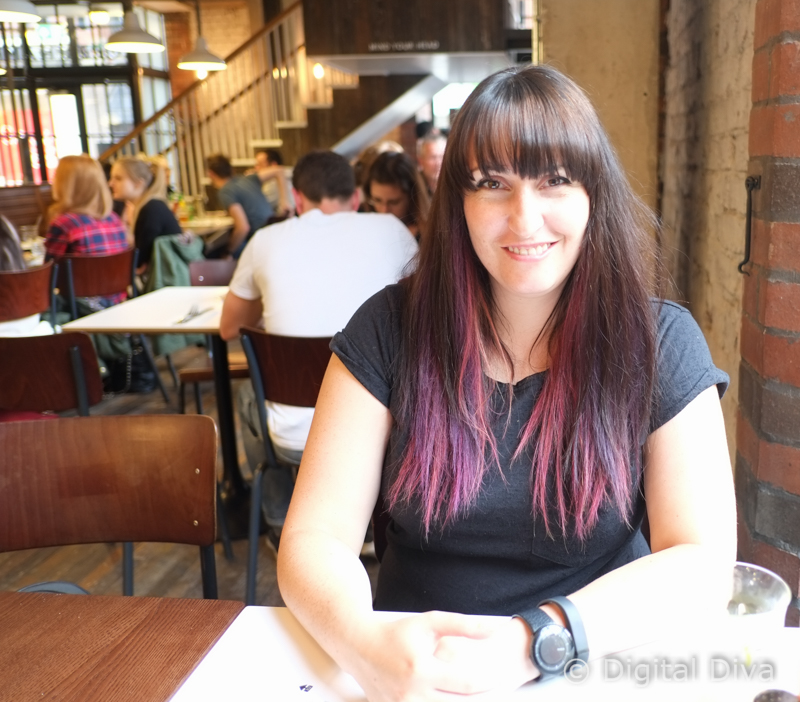 Leeds Food Blogger Ally