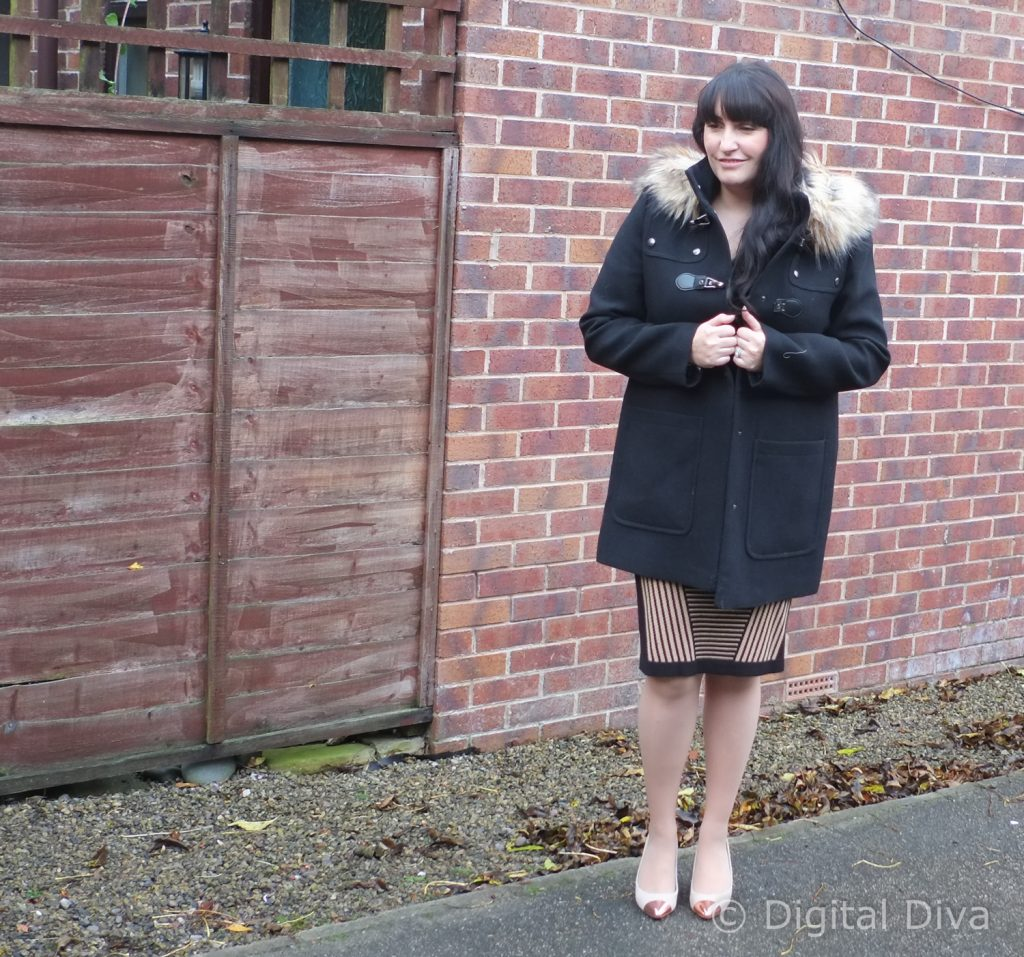 Florence & Fred Duffle Coat