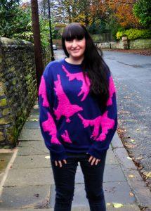 Pink Ravens H&M
