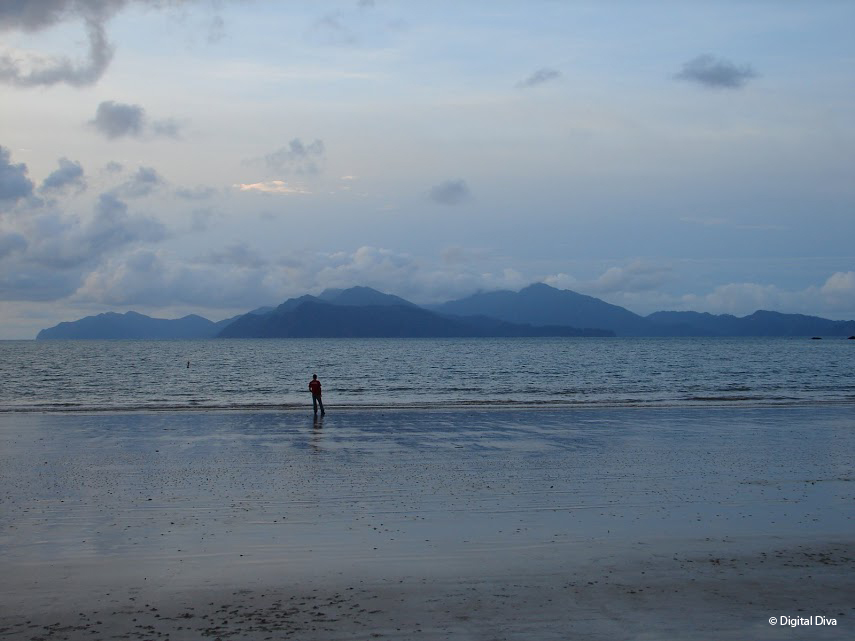 Beach at The Datai, Langkawi