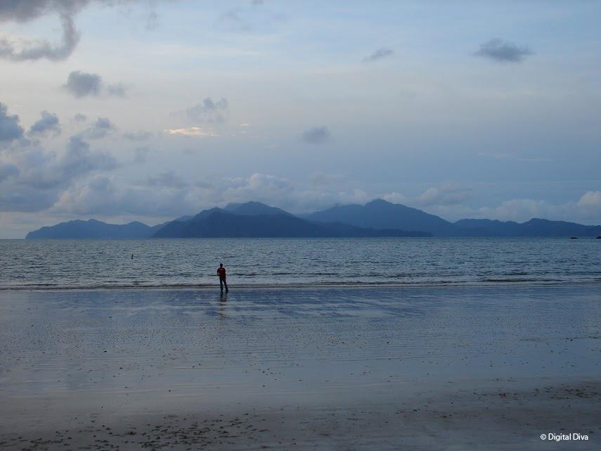 Beach at The Datai, Langkawi