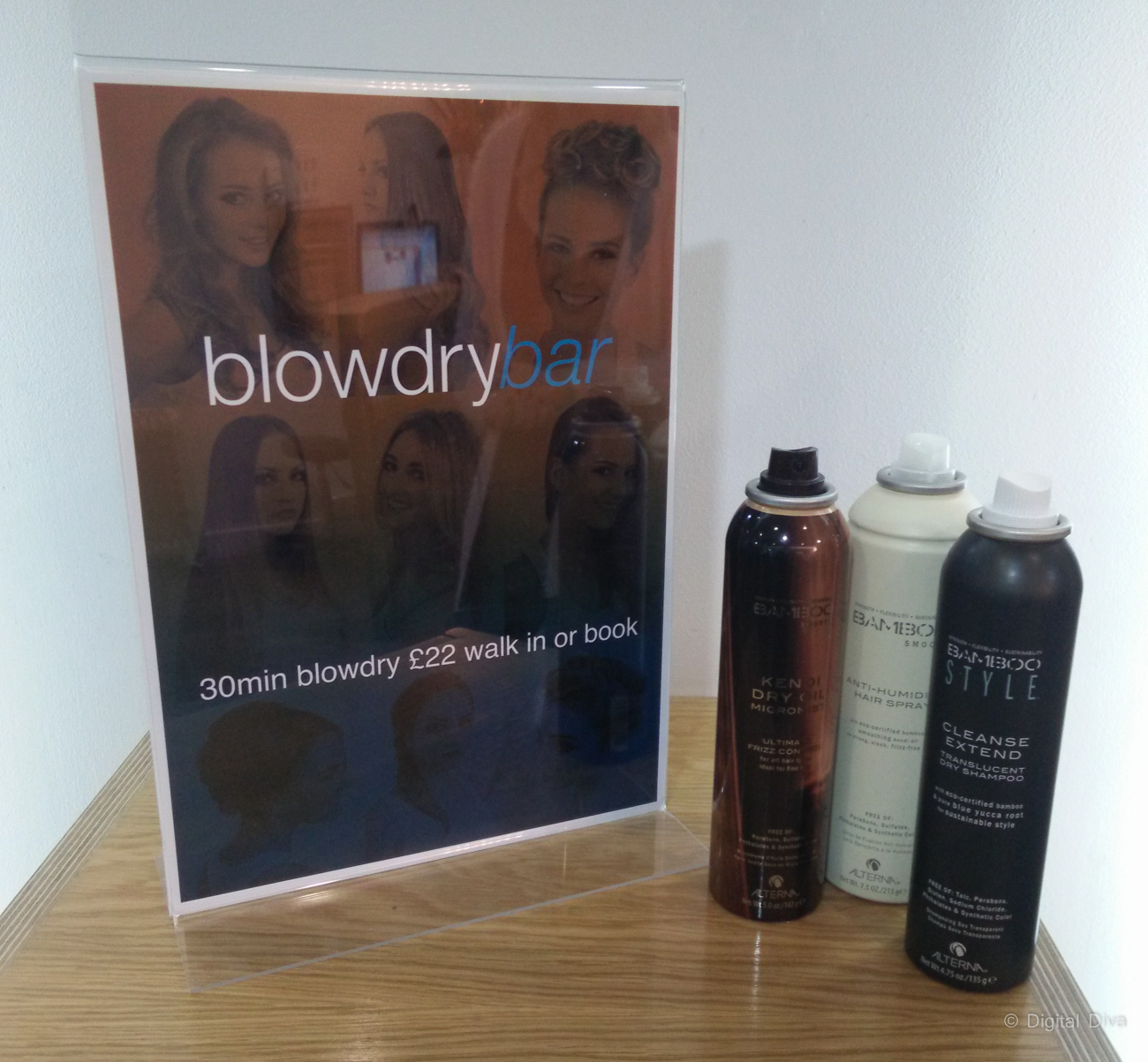 Blow Dry Bar Leeds