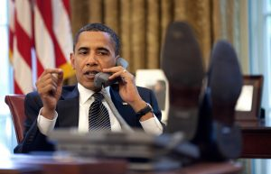 Barack Obama no decision fatigue