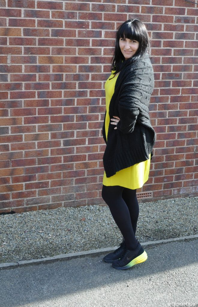 Asda George Yellow Dress
