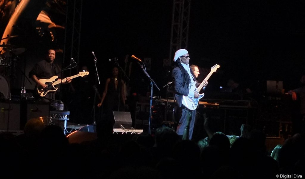 Chic & Nile Rodgers