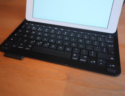 Logitech Type iPad Air Case