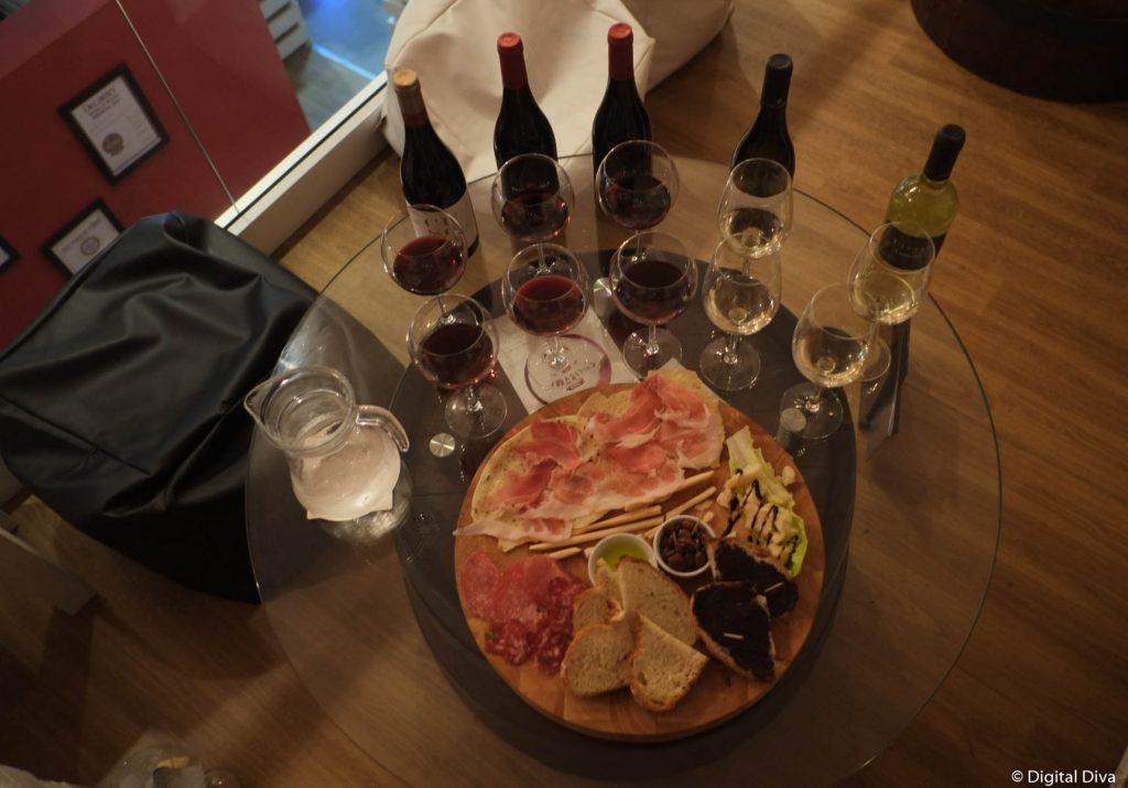 Wine at Veeno Leeds