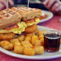 Eating in New York - Big Daddies