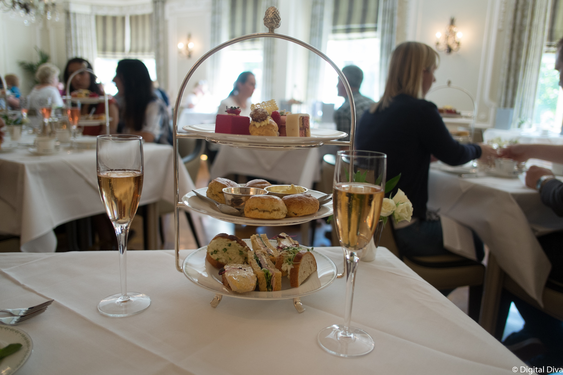 Betty's Lady Afternoon Tea