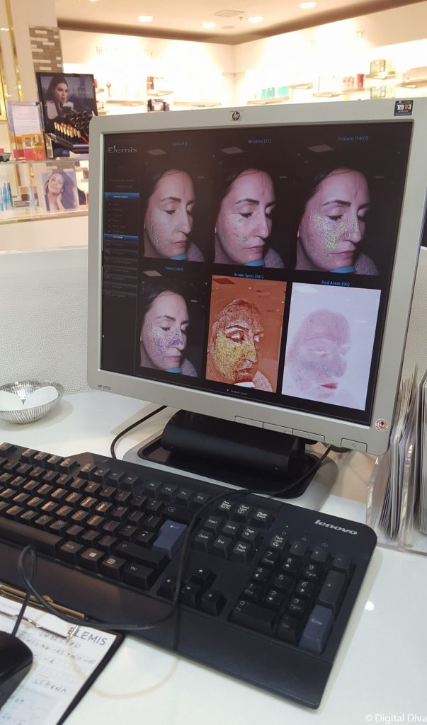 Elemis Facials at Harvey Nichols