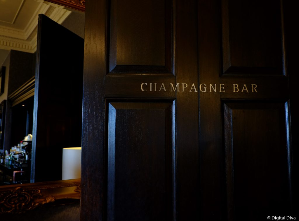 Champagne Bar at Oulton Hall