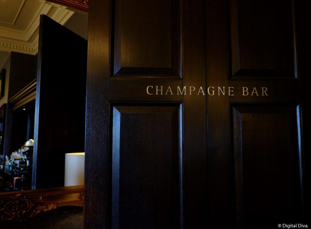 Champagne Bar at Oulton Hall
