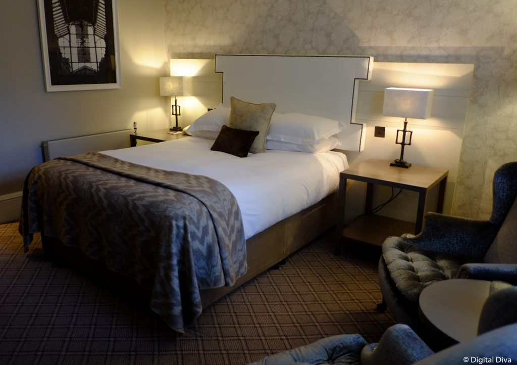 Rooms at Oulton Hall
