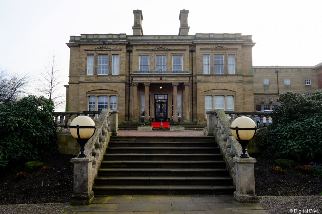 Oulton Hall Leeds