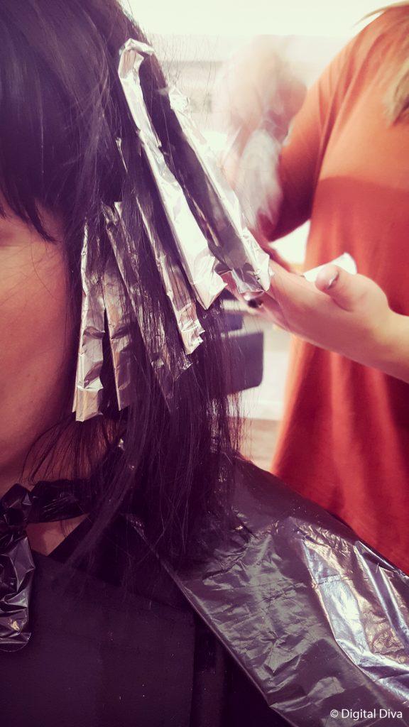 Bleaching my hair