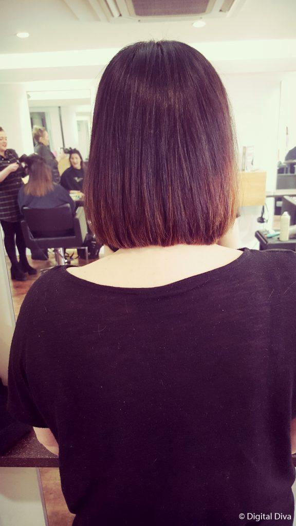 Coloured Hair with Olaplex