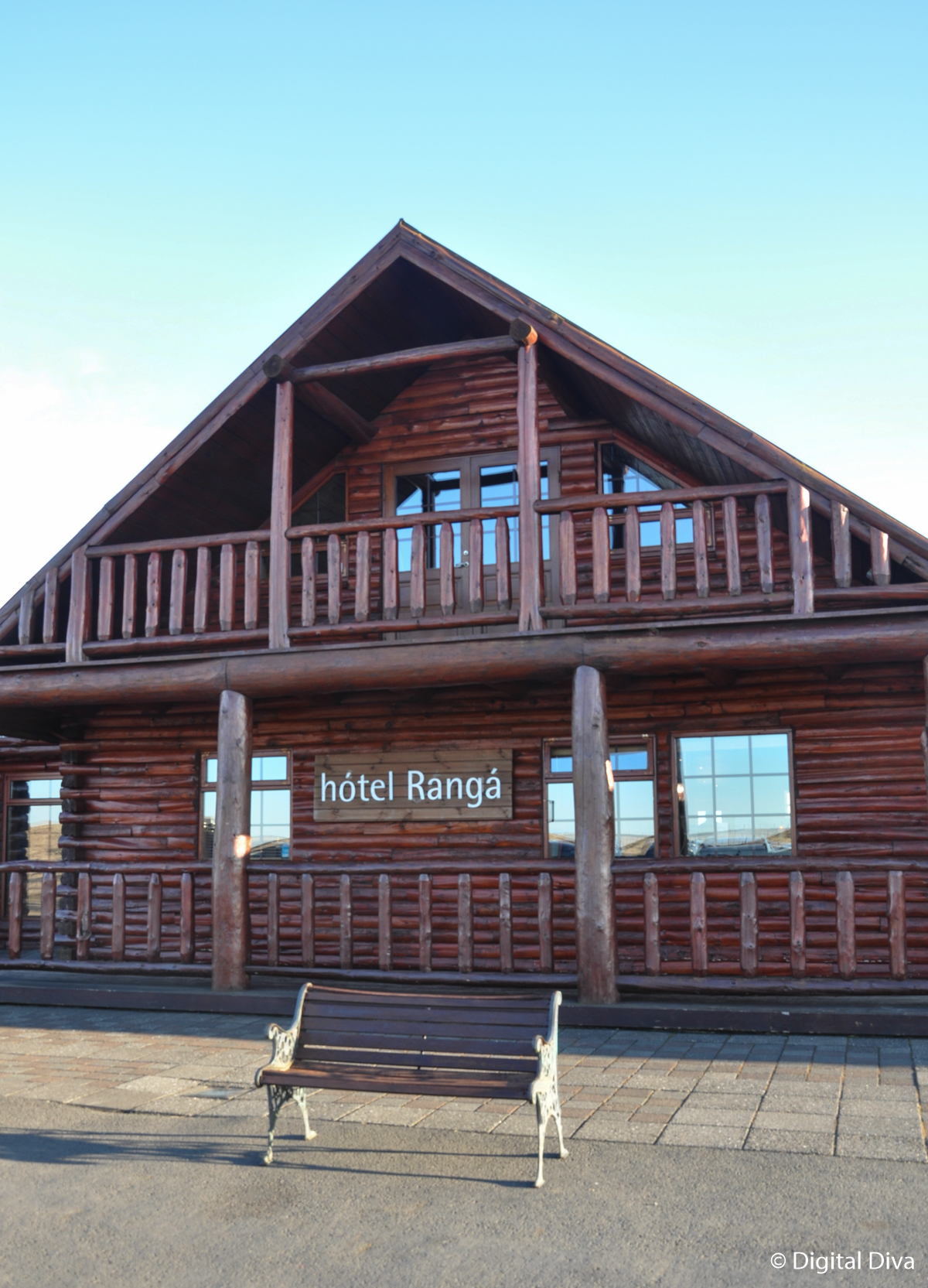 Hotel Ranga - Luxury Hotel in South Iceland