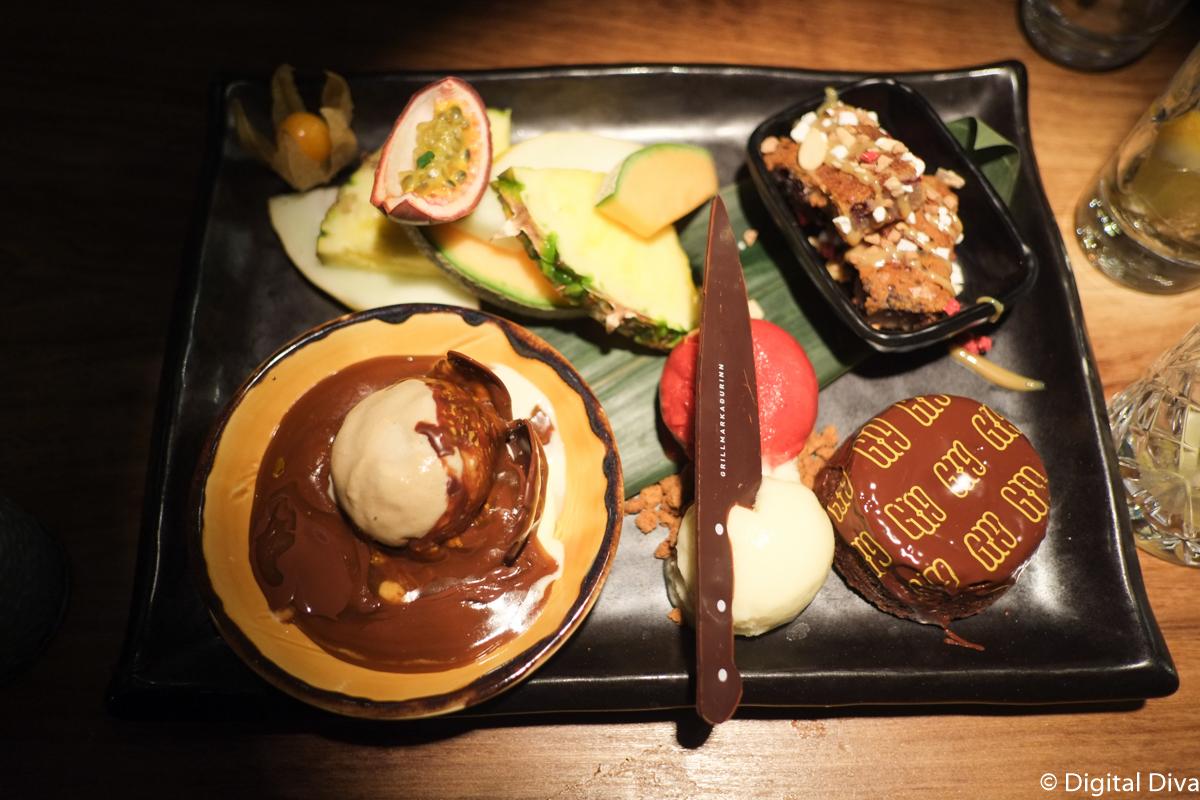 The Grillmarket - Tasting Menu