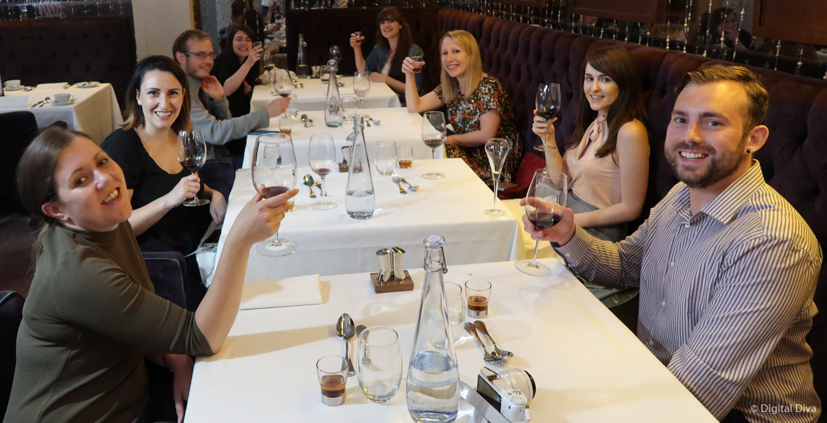 Private Dining at The New Ellington, Leeds