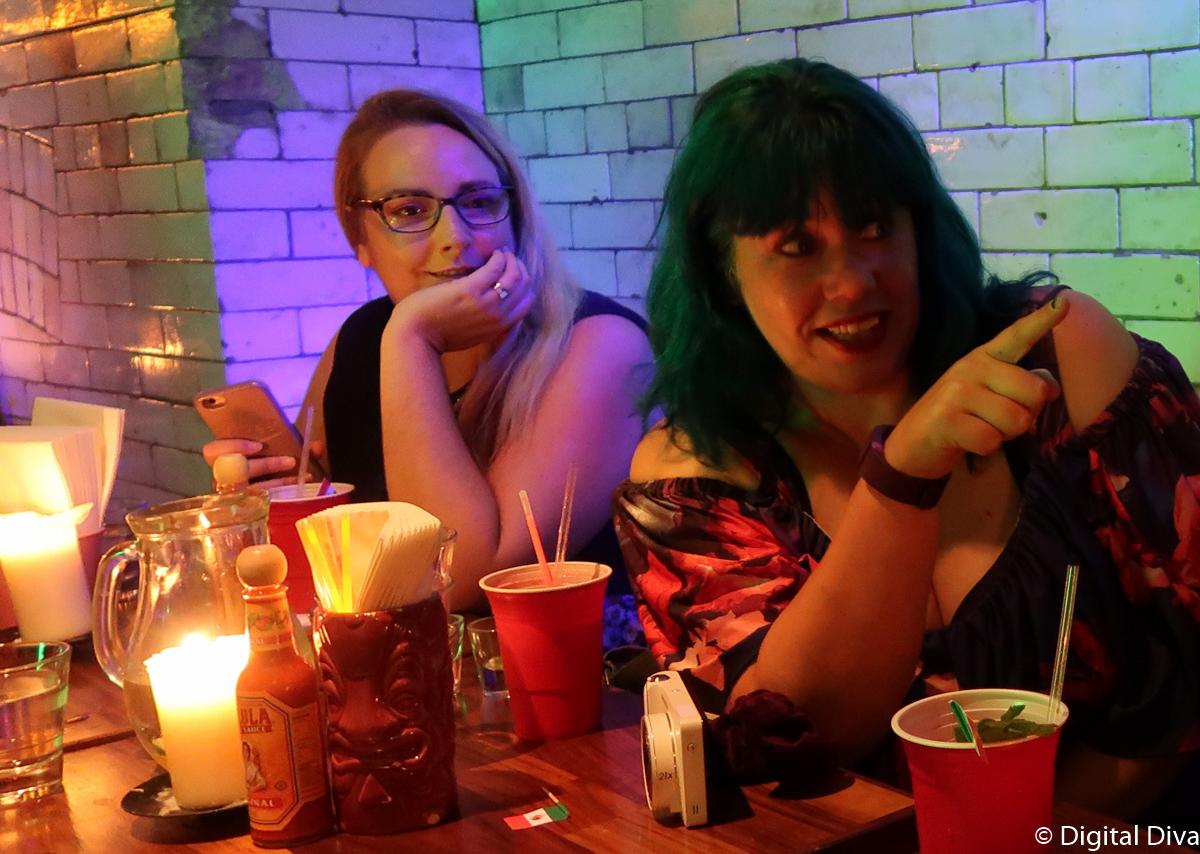 Neon Cactus Blogger Event