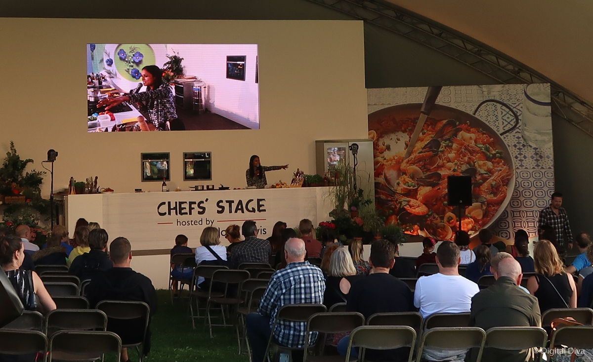 Chef's Stage