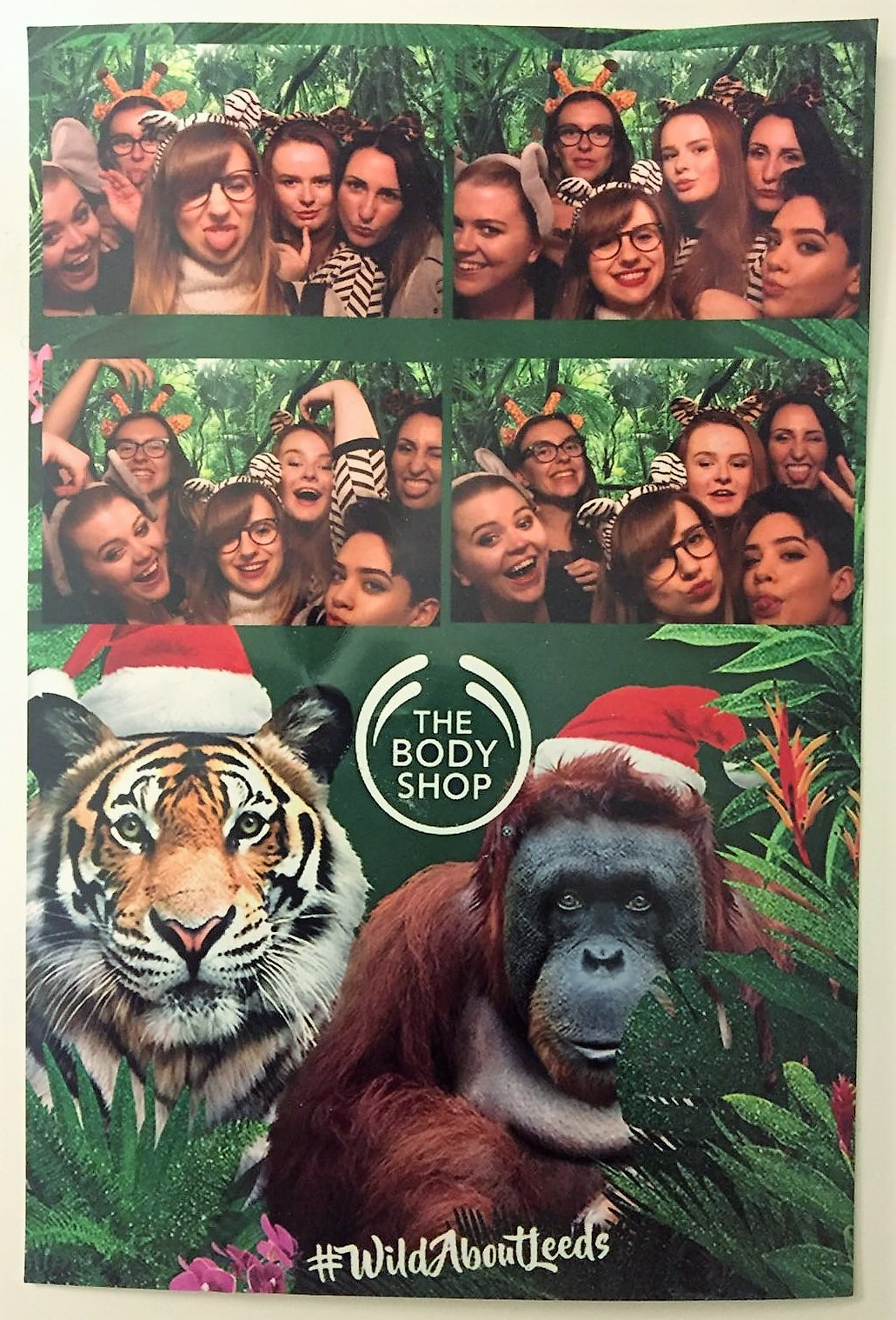 Leeds Bloggers at The Body Shop