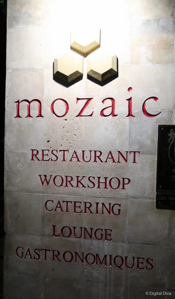 Mozaic Fine Dining Restaurant, Ubud