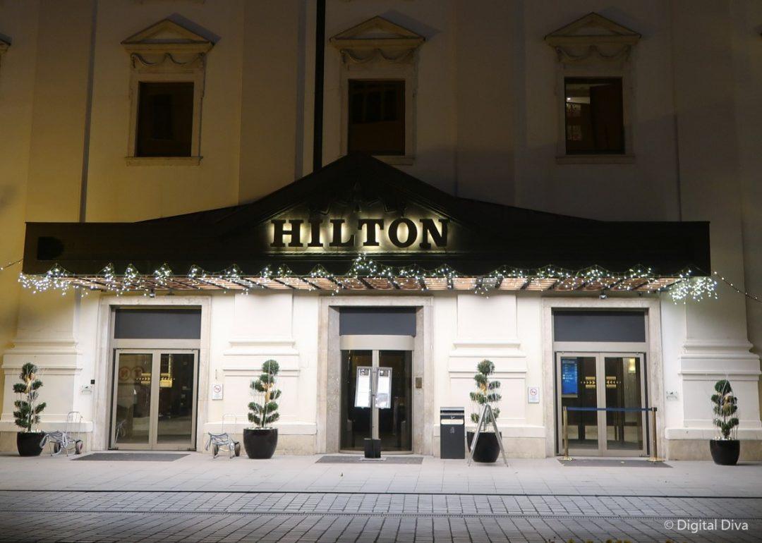 Hilton Hotel Budapest Castle Hill