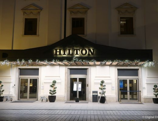 Hilton Hotel Budapest Castle Hill