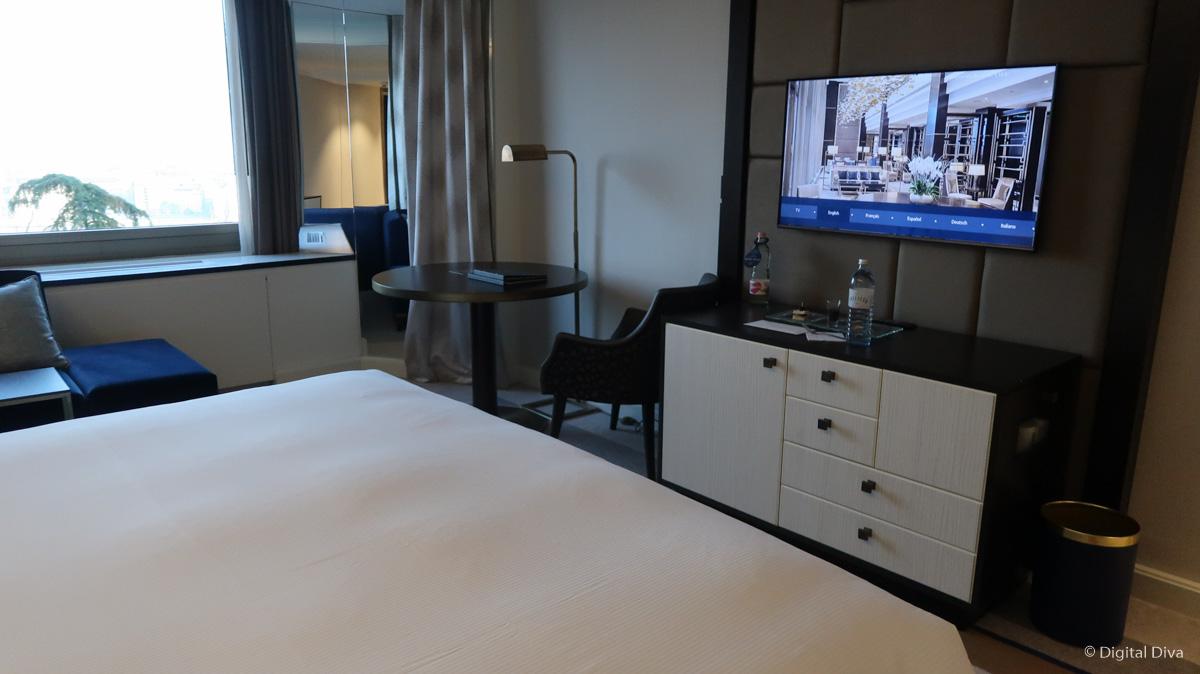 Hilton Rooms