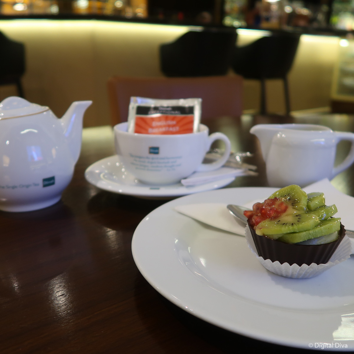 Afternoon Tea at the Hilton Budapest