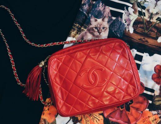 Chanel Bag from Blogger Digital Diva
