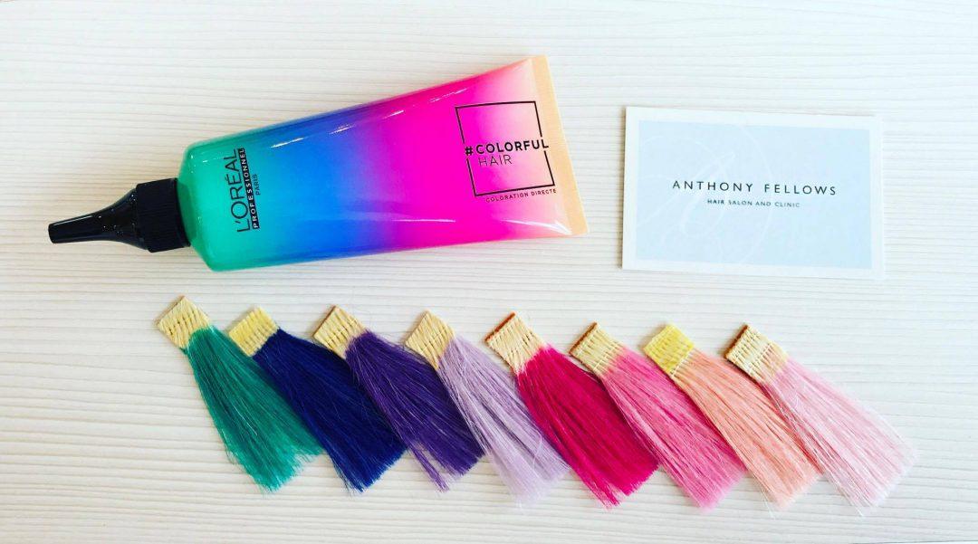 L'Oreal Colourfulhair