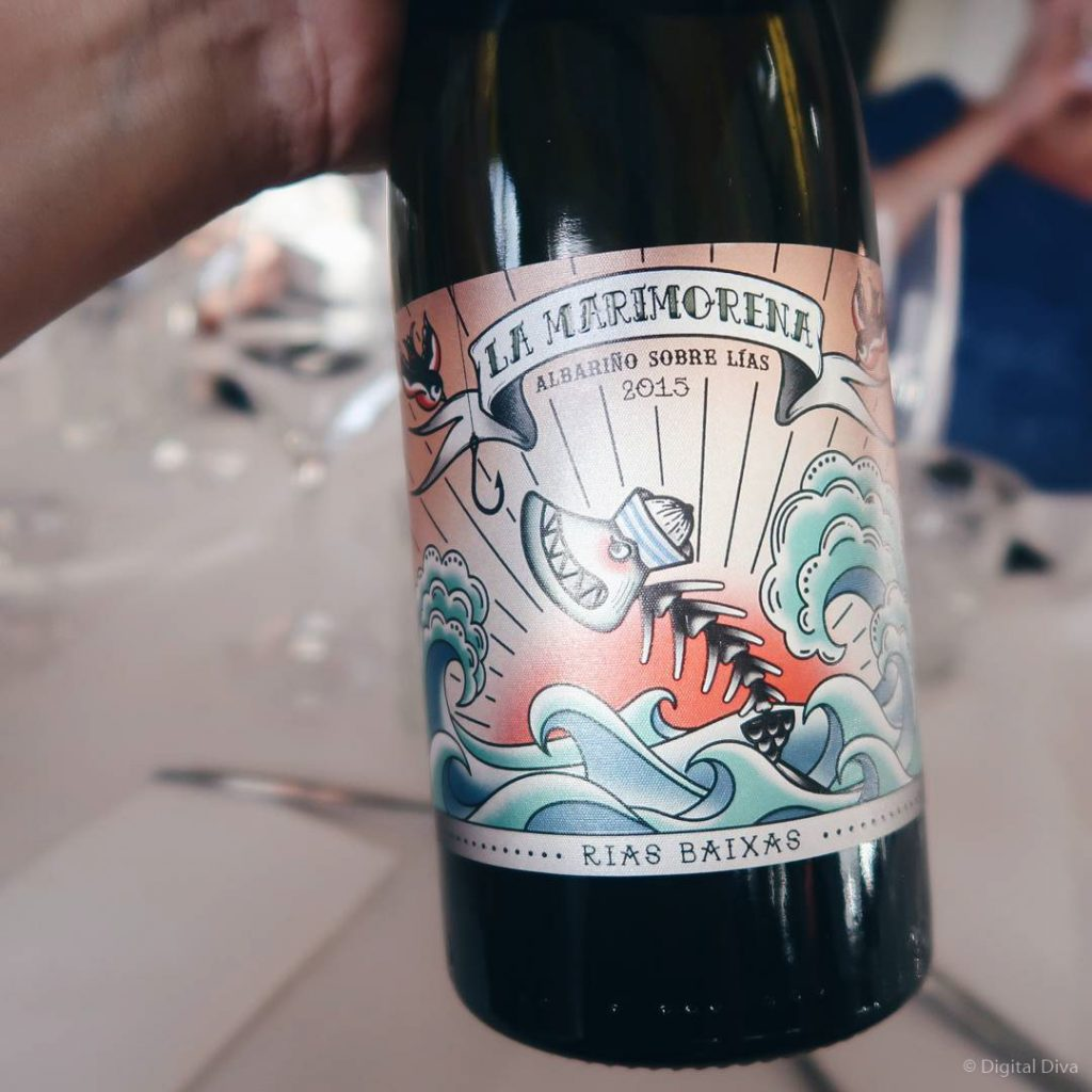 Wine chosen by Liz