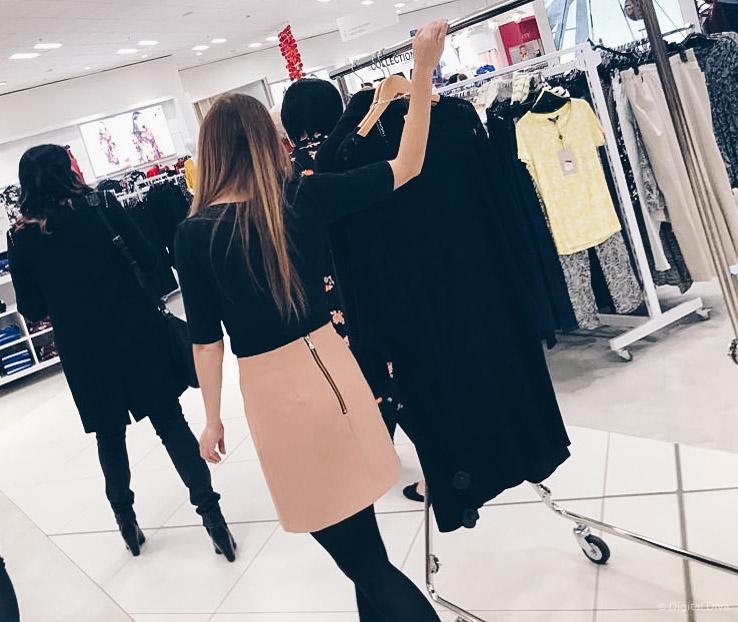 Personal Shoppers at Debenhams